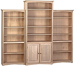 natural-solid-wood-bookcases-houston-2