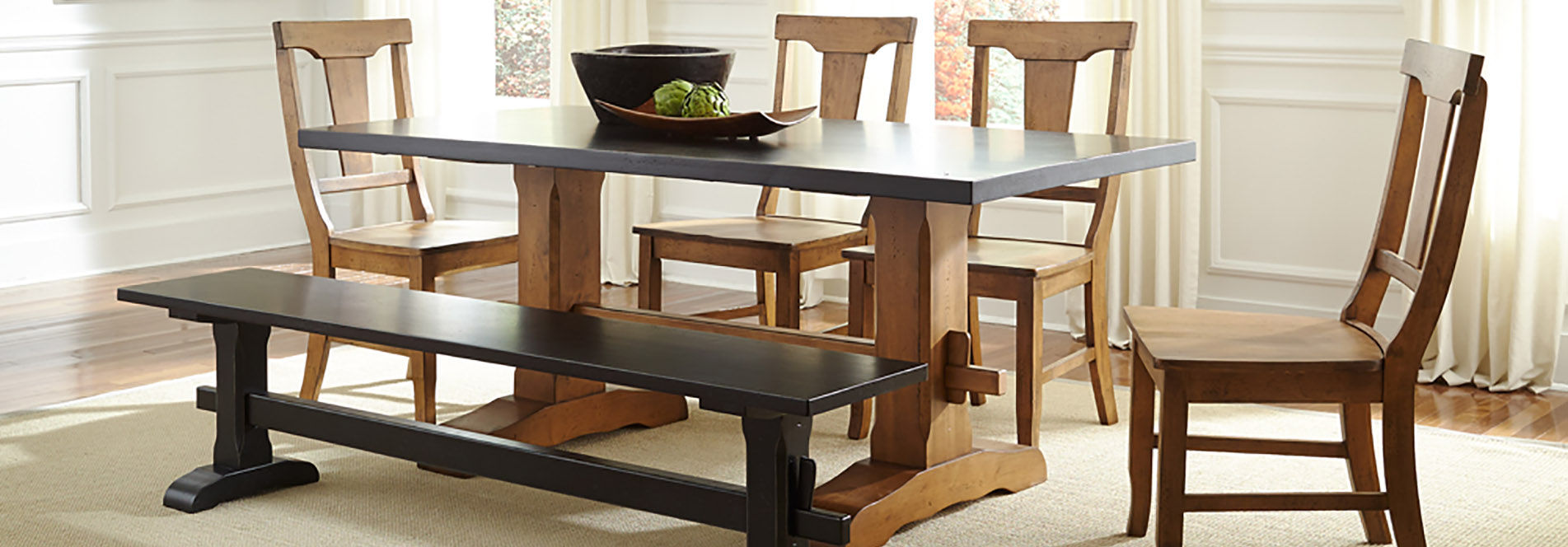 Custom Finished Solid Wood Furniture in Spring Texas